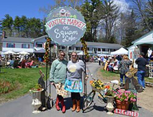 Cottage Place Vintage Market Makes the News!